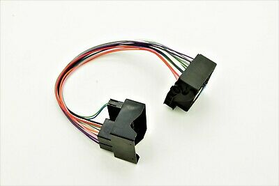 Conversion Adapter Cable MIB MQB Quadlock Connector for Tiguan 5N Scirocco 1K Beetle 5C Caddy CC T6