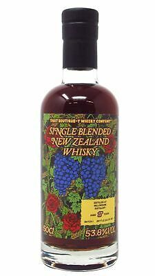 Blended Malt - Willowbank - That Boutique-Y Whisky Company Batch #1 17 year old
