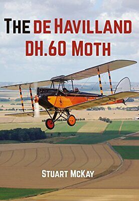 The de Havilland DH.60 Moth by Hon  New 9781445657233 Fast Free Shipping..