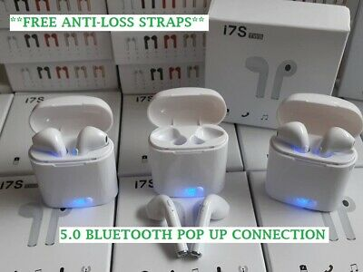 i7S TWS Wireless Earpods-Airpods Bluetooth Stereo Earphone for i Phone Android