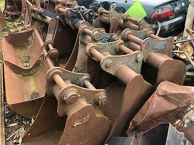 Excavator Digger Bucket 2.3m - 90mm Pins