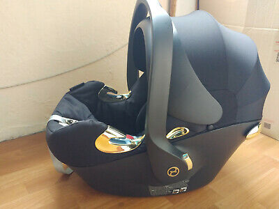 Cybex Aton Q Car Seat Wings Priam by Jeremy Scott Onyx Stroller Baby Callisto