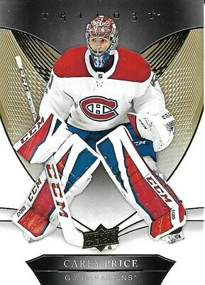 Montreal Canadiens - 2018-19 Trilogy Hockey - Complete Base Set Team (3)