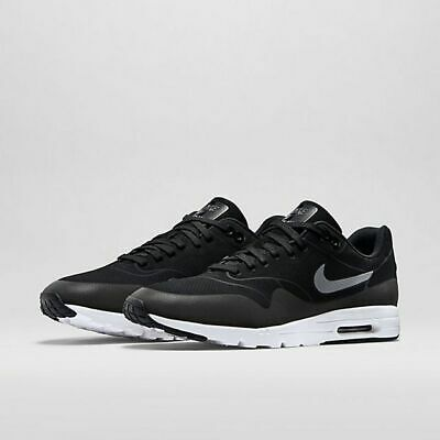 Details about Women's Nike Air Max 1 Ultra Moire BlackWhite 704995 001 Size 10