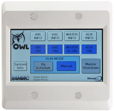 New Ramvac OWL Touch System, 1-16 Device 005124