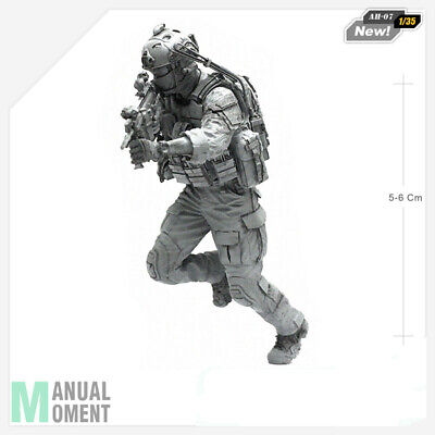 YUFAN Miniature 1/35 Modern U.S Army  Special Forces Individual Soldier C Resin