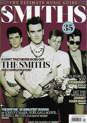 The Smiths - The Uncut Ultimate Music Guide -  Deluxe 35Th Anniversary Edition