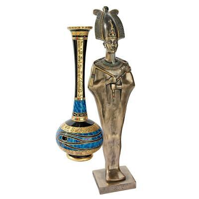 Design Toscano Osiris Egyptian God of the Afterlife Statue