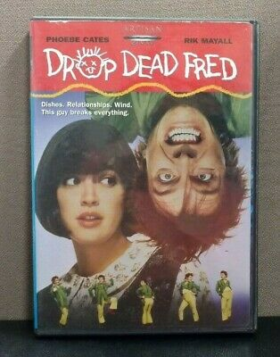 Drop Dead Fred     (DVD)      LIKE NEW