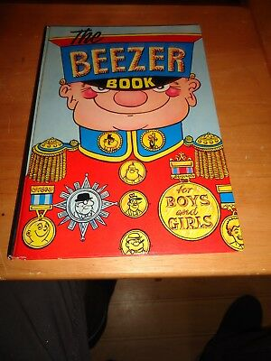 @@@ The Beezer Book For Boys And Girls 1964 Unclipped  Vgc @@@