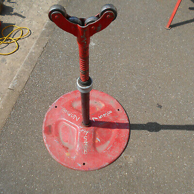 Ridgid 46 Pipe Support Stand Used Good Condition