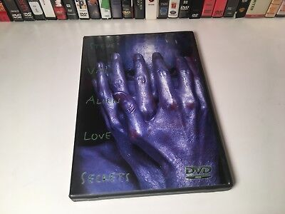 * Steve Vai - Alien Love Secrets Music DVD 1995 + Commentary Interview & Extras