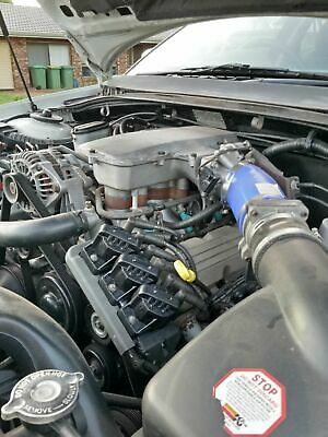 Reconditioned VY Commodore