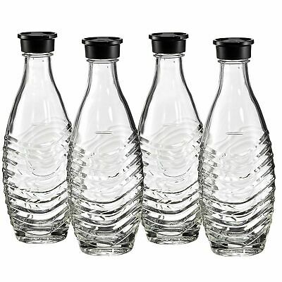 Sodastream Crystal Water Spout White Incl 1 Glass Carafe Co2