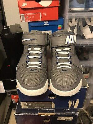 online store 28cec 45ab5 Nike Zoom Lebron II 2 Sz 10 All Star 309378-012 2004 Cool Grey White