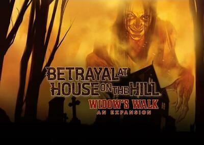 Betrayal at the House on the Hill Widows Wake Expansion Board Game