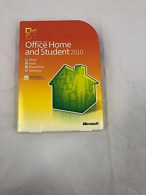 microsoft office home and student 2010 family pack 3pc (disc version)