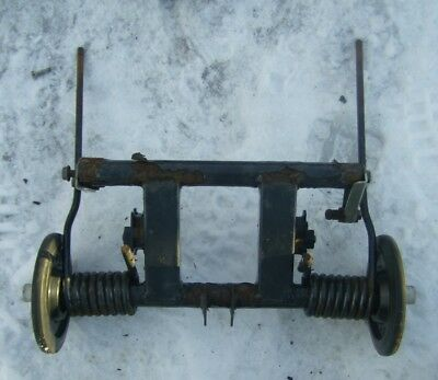 late 90s 500 Skandic wt Bombardier Skidoo  rear suspension springs only