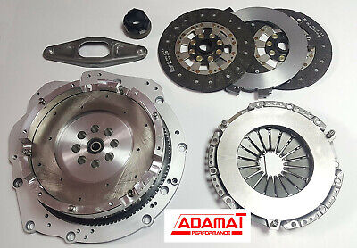 TOYOTA 1JZ/2JZ TWIN disc PERFORMANCE CLUTCH KIT for BMW GS5 GS6 S5D S6S