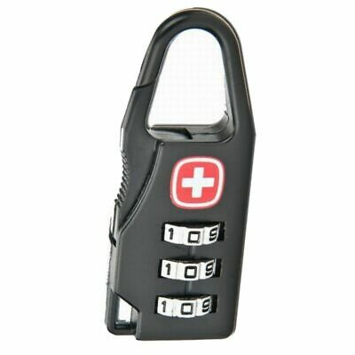 Number Lock Combination Code Padlock Luggage Travel Suitcase 3 Digit Password