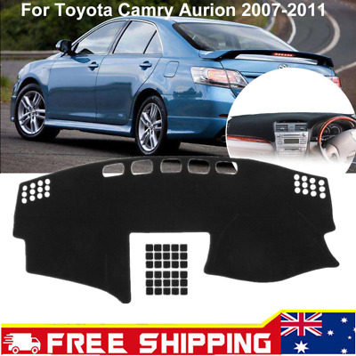 Car DashMat Dash Cover Dashboard Mat For Toyota Camry Aurion 2007-2011 Version