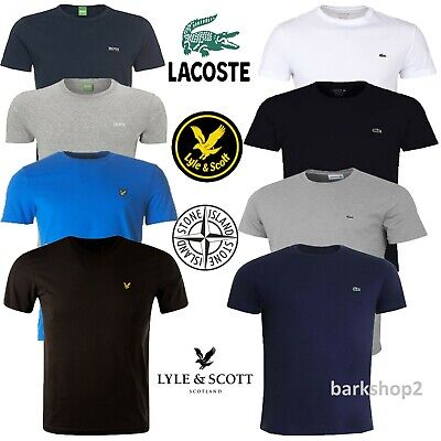 Lyle and Scott Polo Men's Crew Neck Short Sleeve T-shirt New & Other T-Shirts