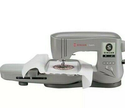 Singer EM200 Superb Embroidery Only Machine