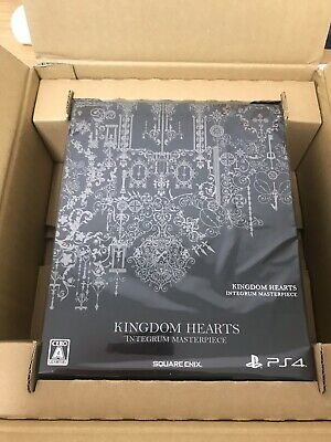 KINGDOM HEARTS III software INTEGRUM MASTERPIECE Sony Limited for PlayStation 4