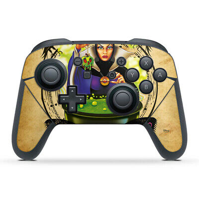 Nintendo Switch Pro Controller Folie Aufkleber Skin - Don't be scared