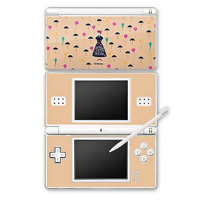 Nintendo DS Lite Folie Aufkleber Skin - Practically Perfect Mary Poppins