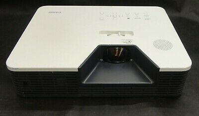 CASIO XJ-ST145 DLP HDMI / VGA Digital Short Throw Projector  - Lamp 2313 Hours