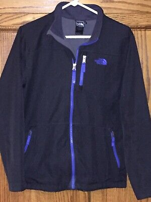 4e90093432e5 The North Face Boys YOUTH KIDS Apex Bionic Jacket Youth xl 18 20 Black