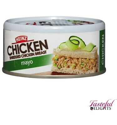Heinz Shred Chicken Mayo 85g