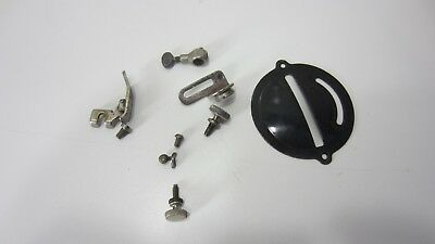 Singer Model 15 Sewing Machine Part: Foot, Guide, Plate (1937 - AE581416)