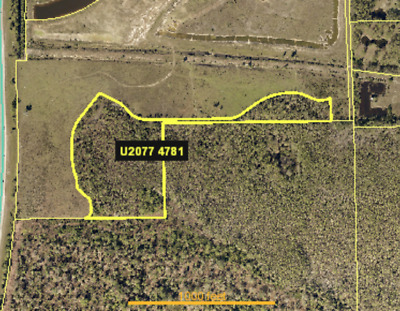 Pre-Foreclosure (Tax Lien) - 12.00 Acre(s), Cape Coral Area  Florida, Lee County
