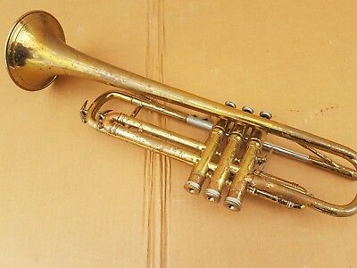 1939 SELMER TROMPETE / TRUMPET - made in FRANCE
