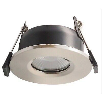 230V IP65 5W Fire-Rated LED Downlight 3000K//4000K CFR5CW//CFR5CW *Pack Of 10*
