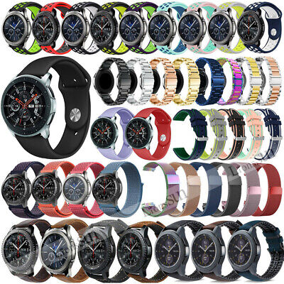 22MM Various Replacement Wrist Watch Band For Huawei Watch GT Active / Elegant
