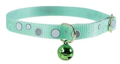 Zolux Collier Chat Bulle Vert