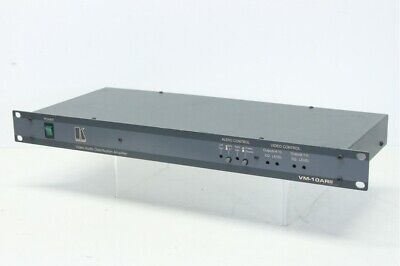 Audio For Video Video Production & Editing Kramer 50vn 5-port Bnc 5-1 Video Distributor No Power Supply Included