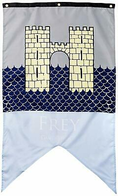 "Game of Thrones House Frey Sigil Wall Banner (30"" by 50"")  Calhoun"