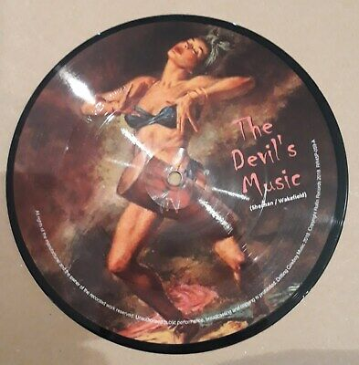Rockabilly-Sirocco Bros-Picture Disc-Devil's Music-Limited Edition!