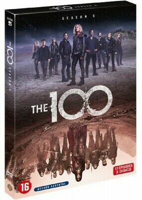 The 100 - Integrale Saison 5 [DVD]