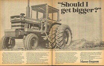 Massey Ferguson, Agriculture, Advertising, Collectibles | PicClick