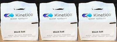 Kinetico Block Salt Water Softeners Limited Stock Harvey Compatible 1 - 15 Packs