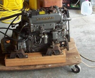 YANMAR 3GM30F , Marine Diesel Parts Engine - $999 95 | PicClick
