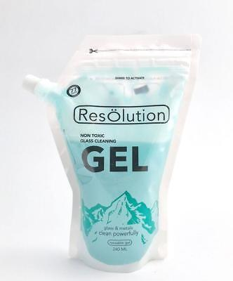 Res Gel - Glass Pipe And Tool Cleaner Cleaning Solution