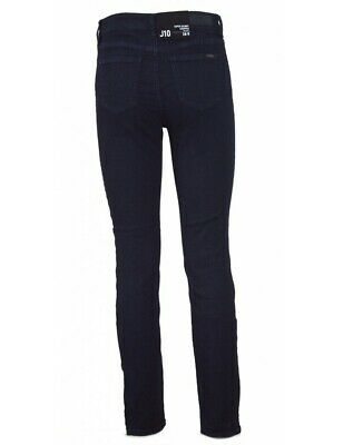 ARMANI EXCHANGE jeans donna blu j10 super skinny