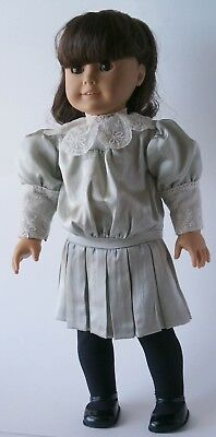 This sewing pattern makes a 1904 dress for an 18 inch American Girl Doll  #42