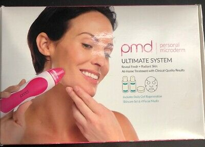 PMD Personal Microderm At Home Treatment Ultimate System - Pink